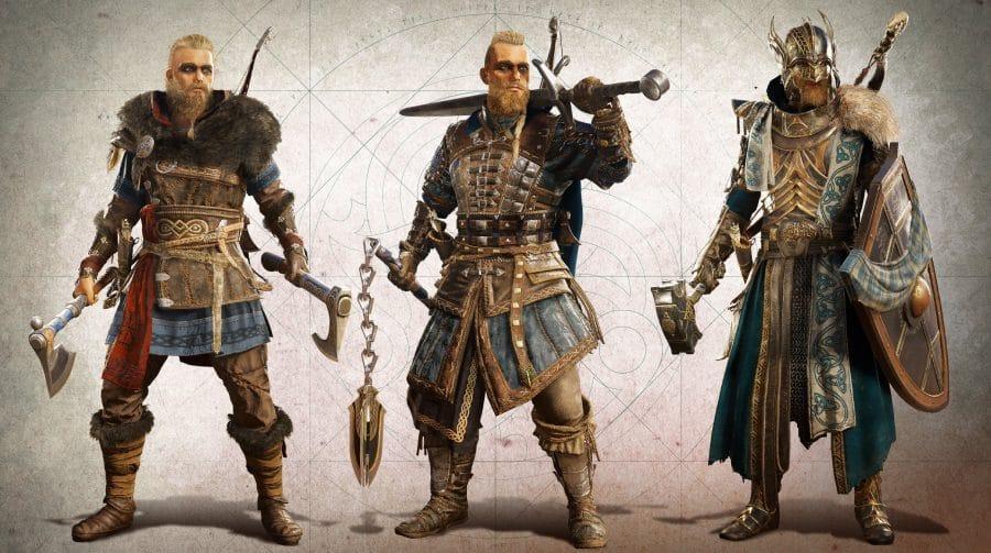 Assassin's Creed Valhalla: jogadores começam a questionar as microtransações