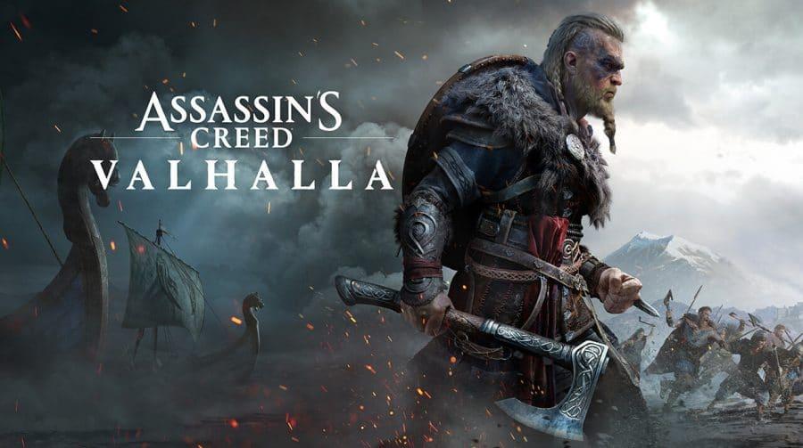 Assassin's Creed Valhalla não será o maior jogo da franquia