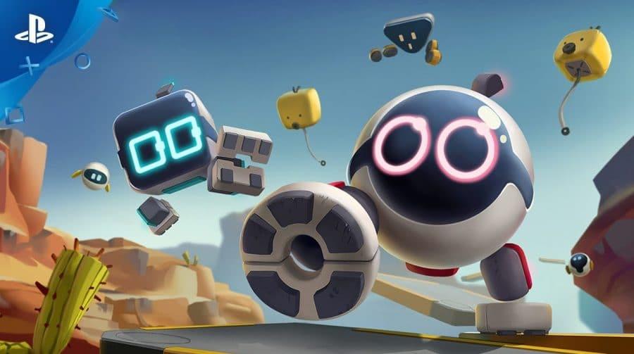 Biped é a nova aventura cooperativa anunciada para o PS4