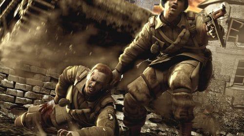 Brothers in Arms, jogo da 2º Guerra Mundial, vai virar série de TV