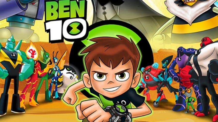 Ben 10 receberá novo jogo, anuncia Outright Games