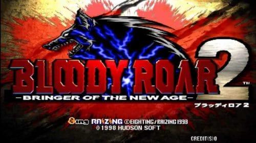 De volta? Konami registra patente de Bloody Roar