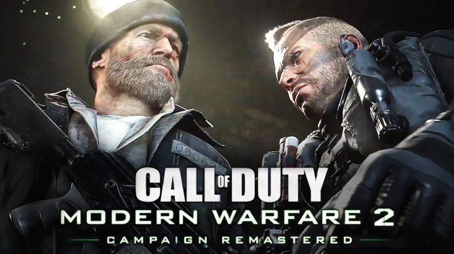 Call of Duty Modern Warfare 2 Remastered não está sendo vendido na Rússia