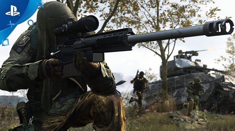 Multiplayer de Modern Warfare ficará gratuito no final de semana