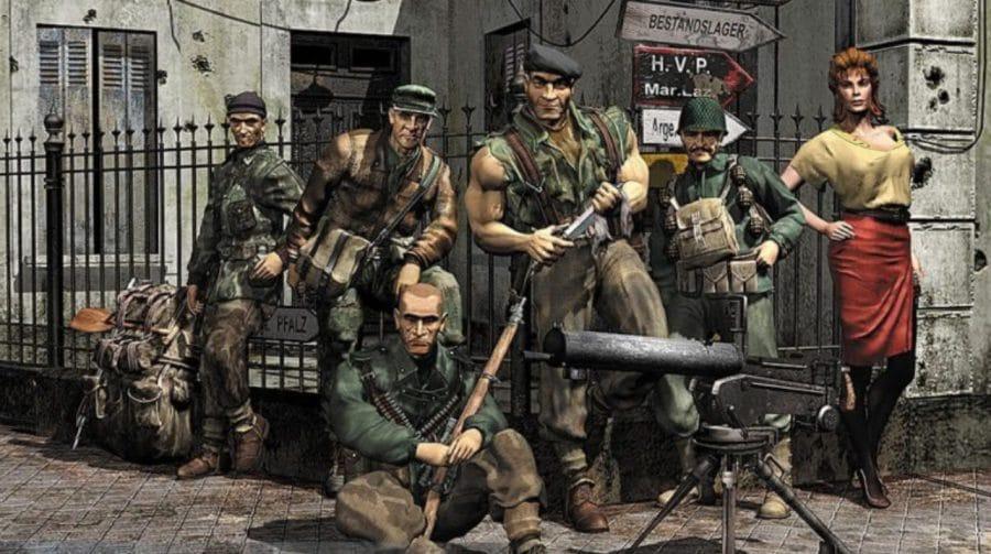 Novo jogo dos Commandos já está em desenvolvimento, diz estúdio