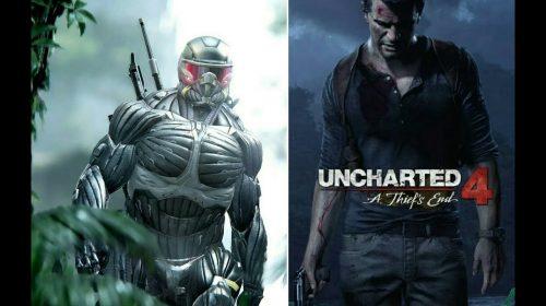 Crysis influenciou em cenários de Uncharted 4, diz ex-Naughty Dog