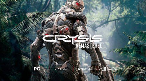 Crysis Remastered chega ao PS4 nesta semana, revela PlayStation Access
