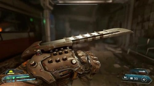 Doomblade de DOOM Eternal é recriada na vida real e é mortal
