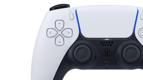 DualSense do PS5 será mais ergonômico, diz Sony