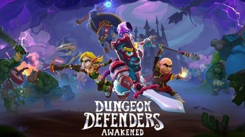 Dungeon Defenders: Awakened chega ao PS4 no final de 2020