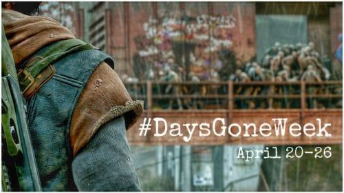 Jogadores celebram primeiro aniversário de Days Gone