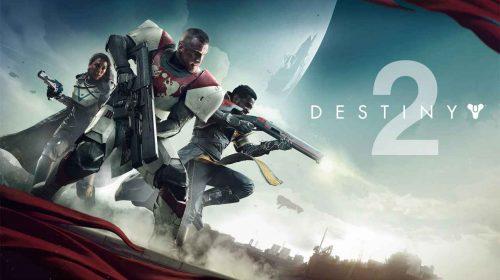 Destiny 2 de PlayStation 5 já está disponível na PS Store de graça