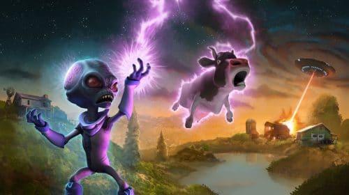 Destroy All Humans! vai chegar ao PlayStation 4 em 28 de Julho