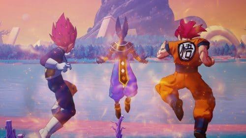 DLC de Dragon Ball Z: Kakarot chega em 28 de Abril