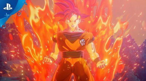 Dragon Ball Z: Kakarot recebe trailer destacando nova expansão