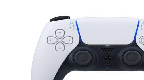 DualSense, controle do PS5, terá