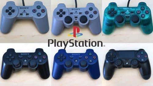 Do DualShock ao DualSense: a evolução dos controles de PlayStation