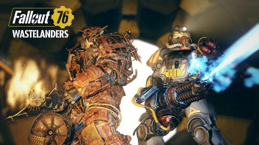 Finalmente! Wastelanders de Fallout 76 ganha trailer de lançamento
