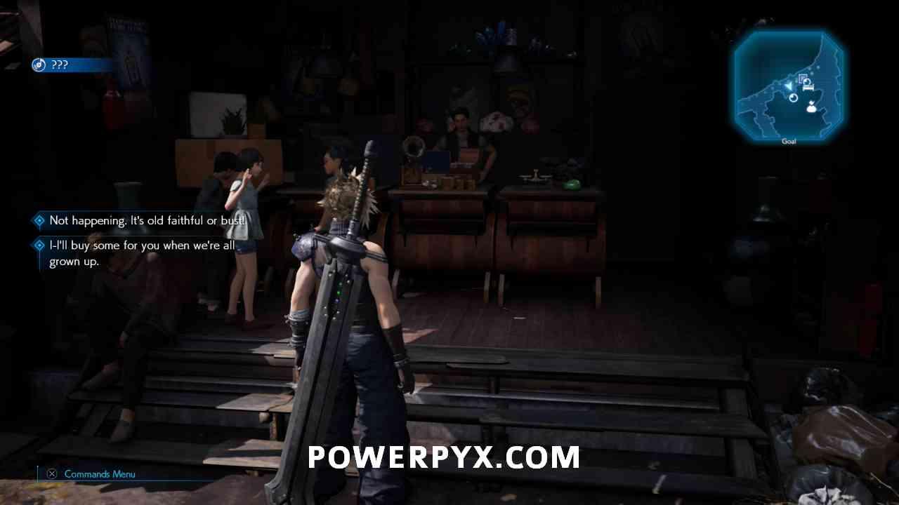 [Guia] Como encontrar todos os colecionáveis de Final Fantasy VII Remake 44