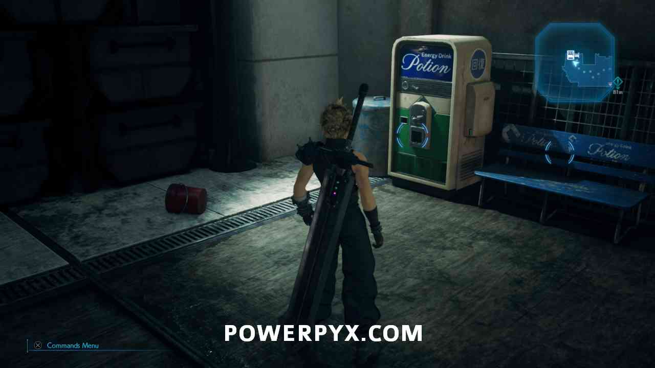 [Guia] Como encontrar todos os colecionáveis de Final Fantasy VII Remake 26