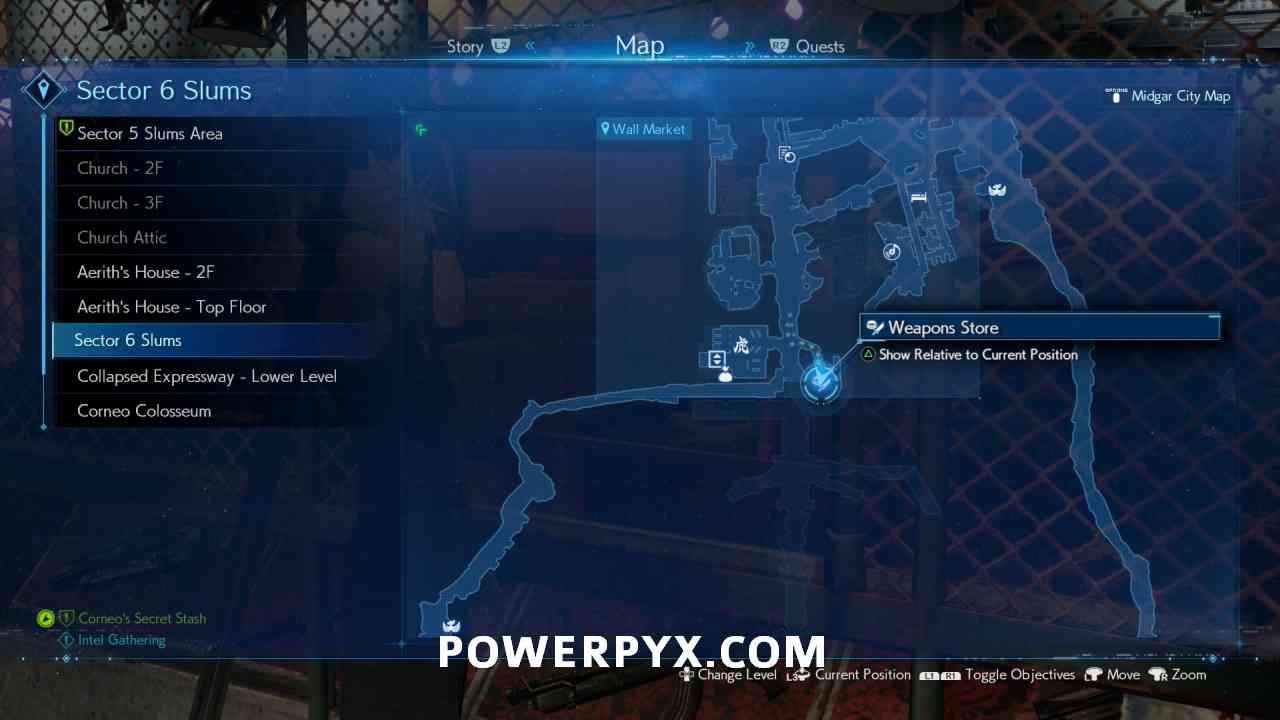 [Guia] Como encontrar todos os colecionáveis de Final Fantasy VII Remake 110
