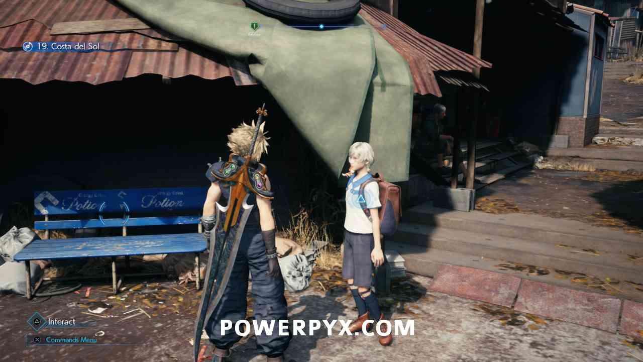 [Guia] Como encontrar todos os colecionáveis de Final Fantasy VII Remake 133