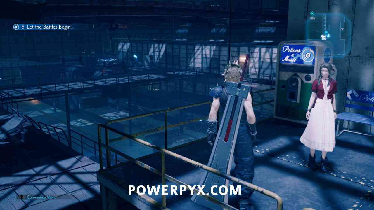 [Guia] Como encontrar todos os colecionáveis de Final Fantasy VII Remake 79