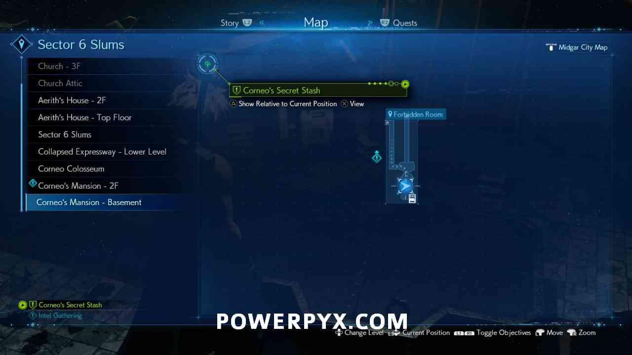 [Guia] Como encontrar todos os colecionáveis de Final Fantasy VII Remake 113
