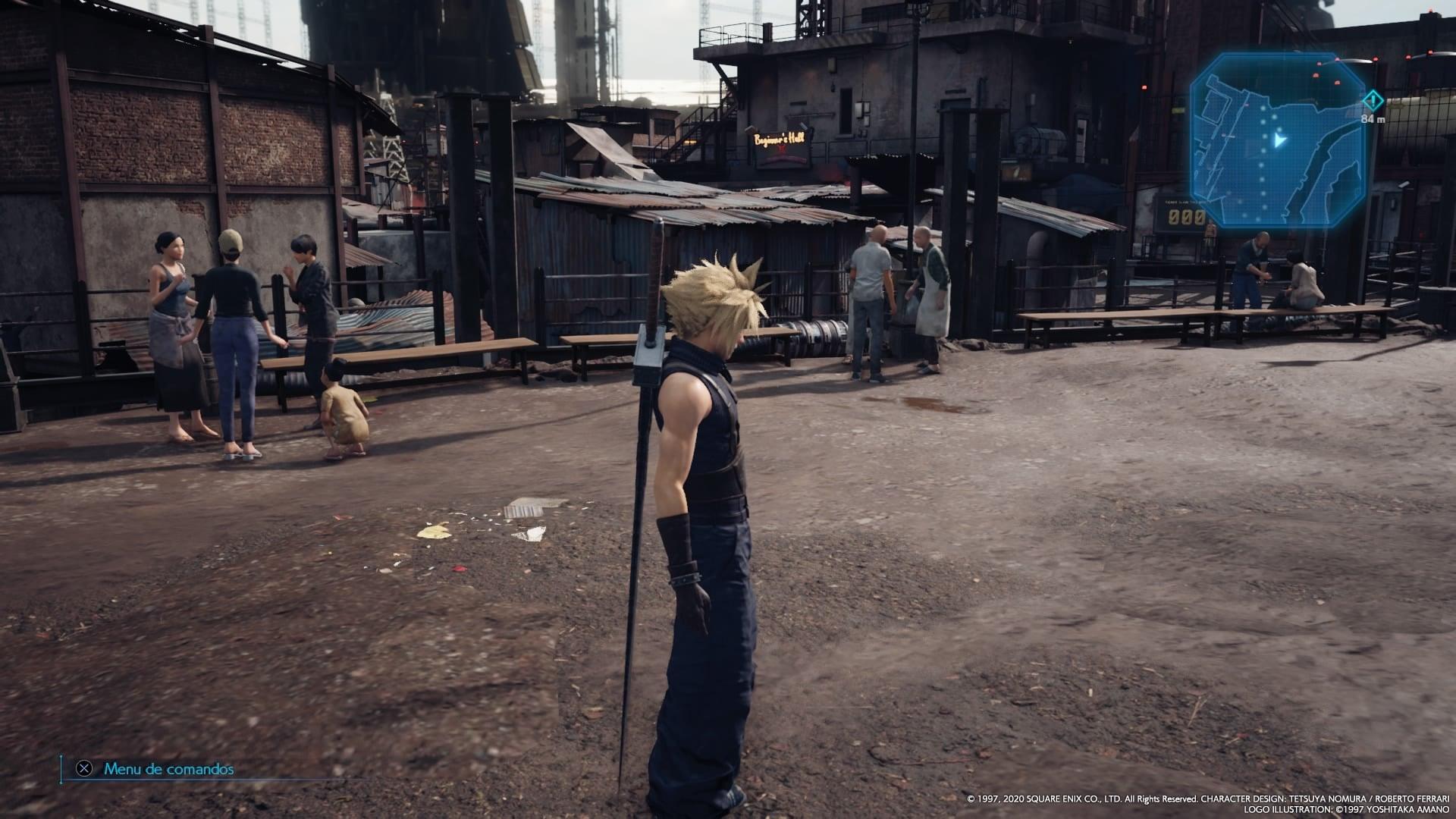 Final Fantasy VII Remake: vale a pena? 15