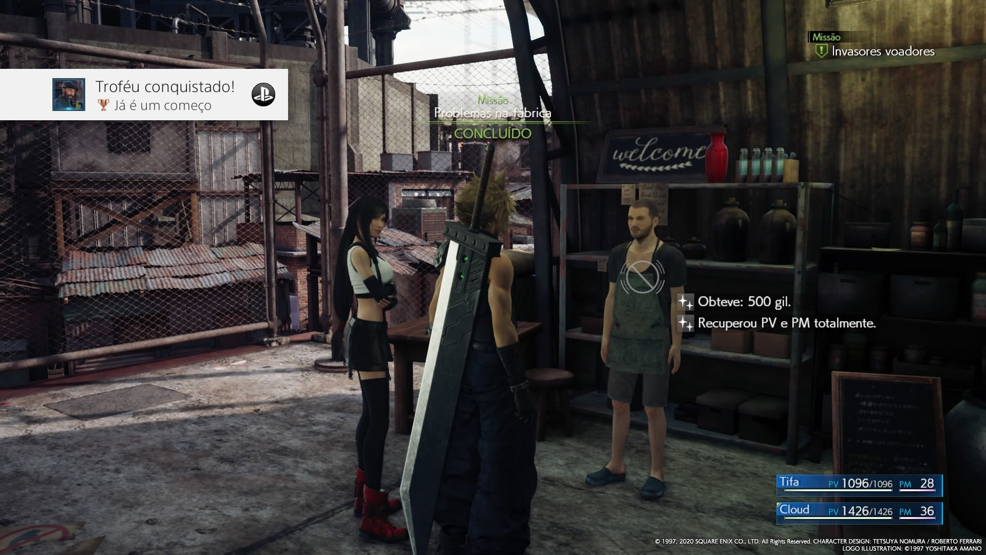 Final Fantasy VII Remake: vale a pena? 16