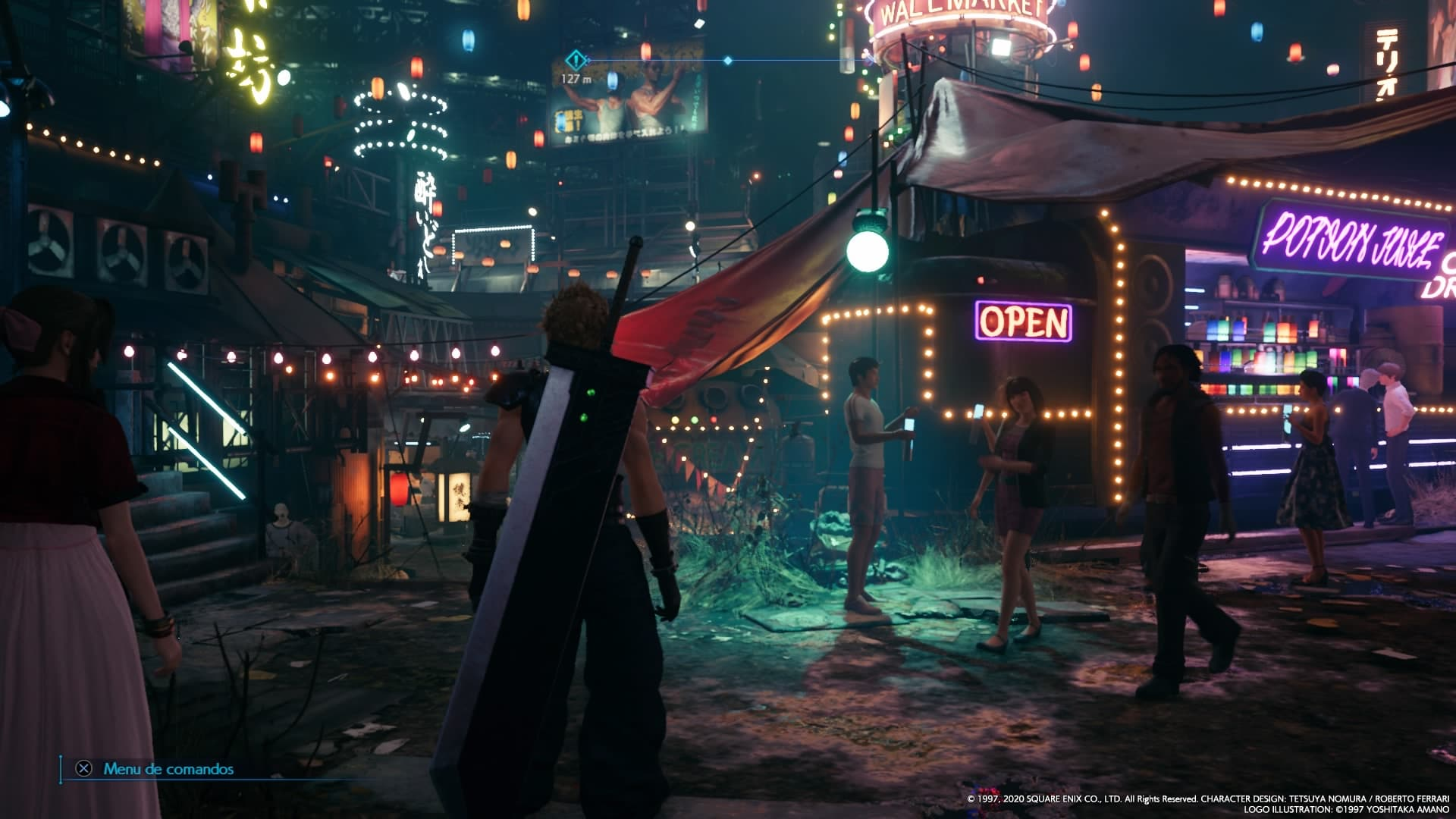 Final Fantasy VII Remake: vale a pena? 10