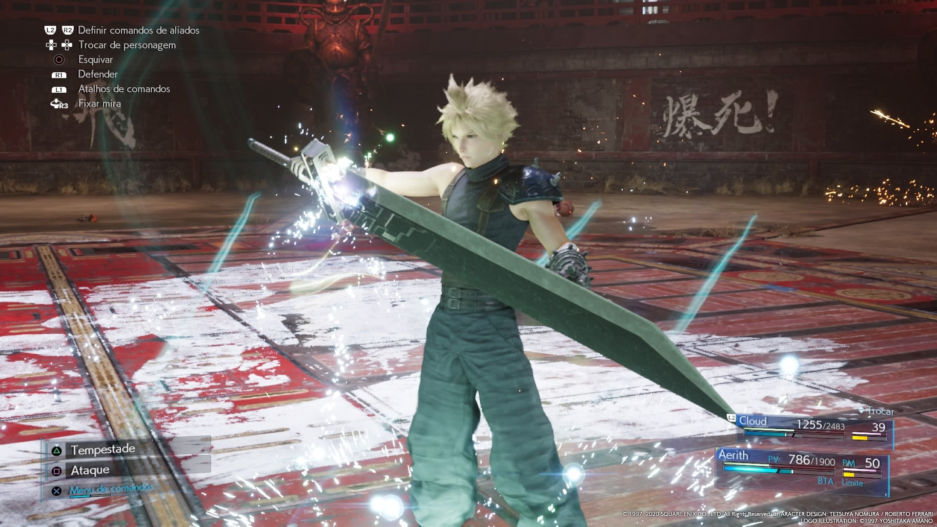 Final Fantasy VII Remake: vale a pena? 9