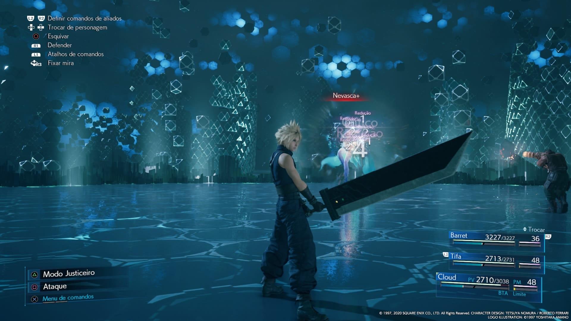 Final Fantasy VII Remake: vale a pena? 1