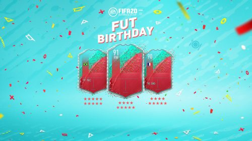 FIFA 20: começa segunda semana do FUT Birthday