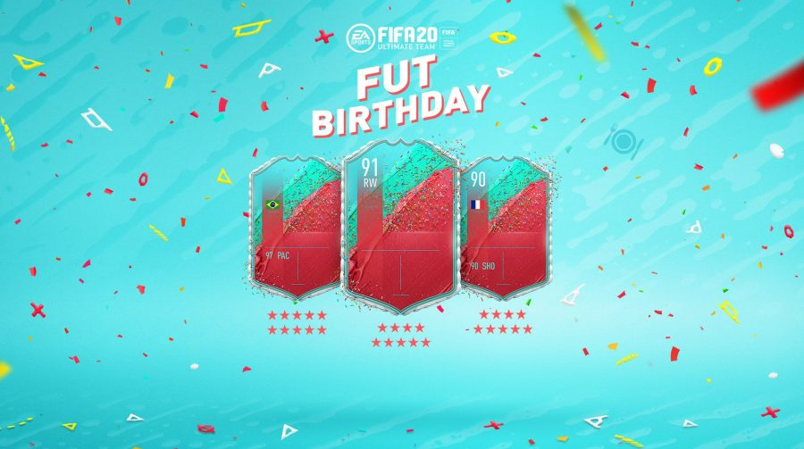 FIFA 20: começa segunda semana do FUT Birthday