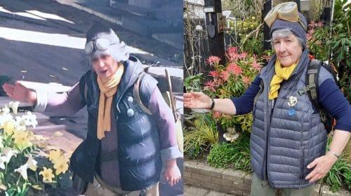 Fã faz mãe se vestir como Mireille, de Final Fantasy VII Remake