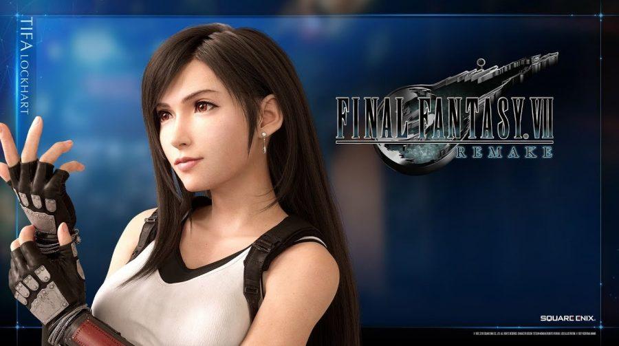 Final Fantasy VII Remake terá suporte ao 4K no PS4 Pro