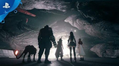 Final Fantasy VII Remake recebe trailer final épico