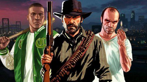 Rockstar doará 5% das receitas de alguns jogos para ajudar na luta contra a COVID-19