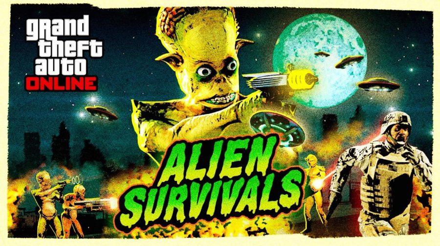 GTA Online: Alien Survivals e Peyote Plants retornam ao game