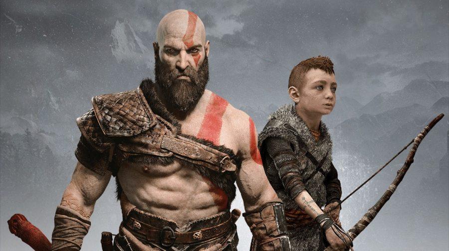 God of War gerou receita de US$ 500 milhões para a Sony até 2019