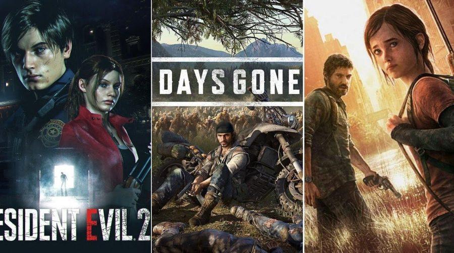 Veja 5 bons jogos para se preparar para Resident Evil 3