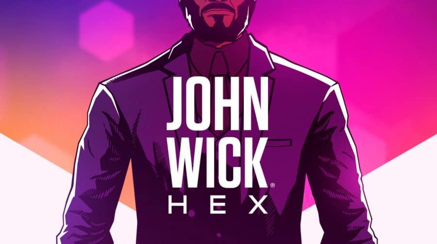 John Wick Hex chega ao PS4 em 5 de maio