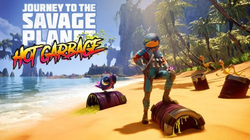 Journey to the Savage Planet receberá DLC