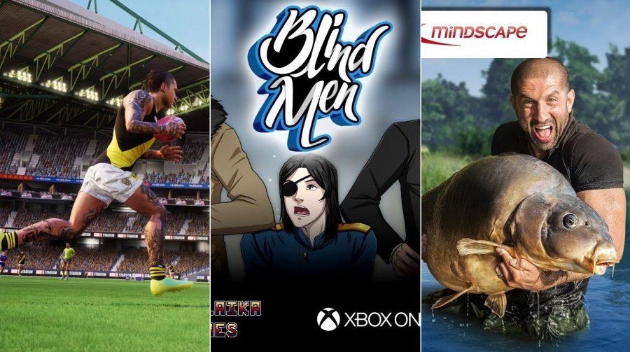 Confira os lançamentos da semana (14/04 a 17/04) para PS4