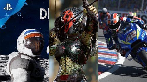 Veja os lançamentos da semana (21/04 a 24/04) para PS4