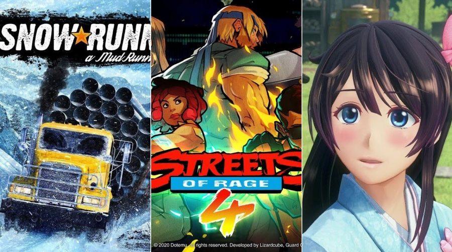 Confira os lançamentos da semana (28/04 a 01/05) para PlayStation 4