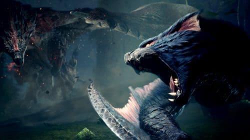 Updates de Monster Hunter World: Iceborne são adiados