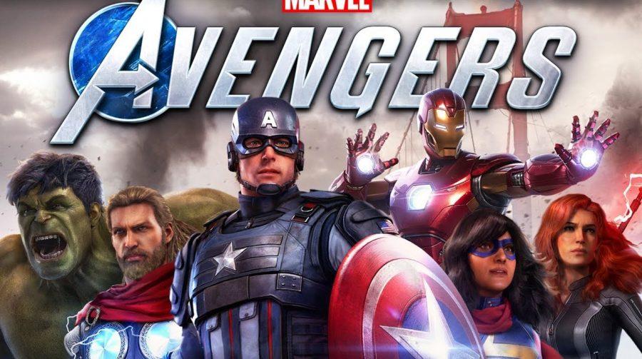 Crystal Dynamics revela novo trailer de Marvel's Avengers