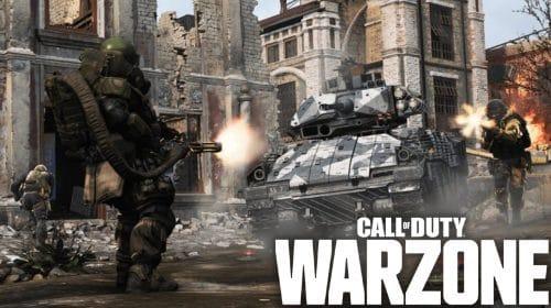 Warzone de Call of Duty pode ter suporte para 200 jogadores simultâneos em breve